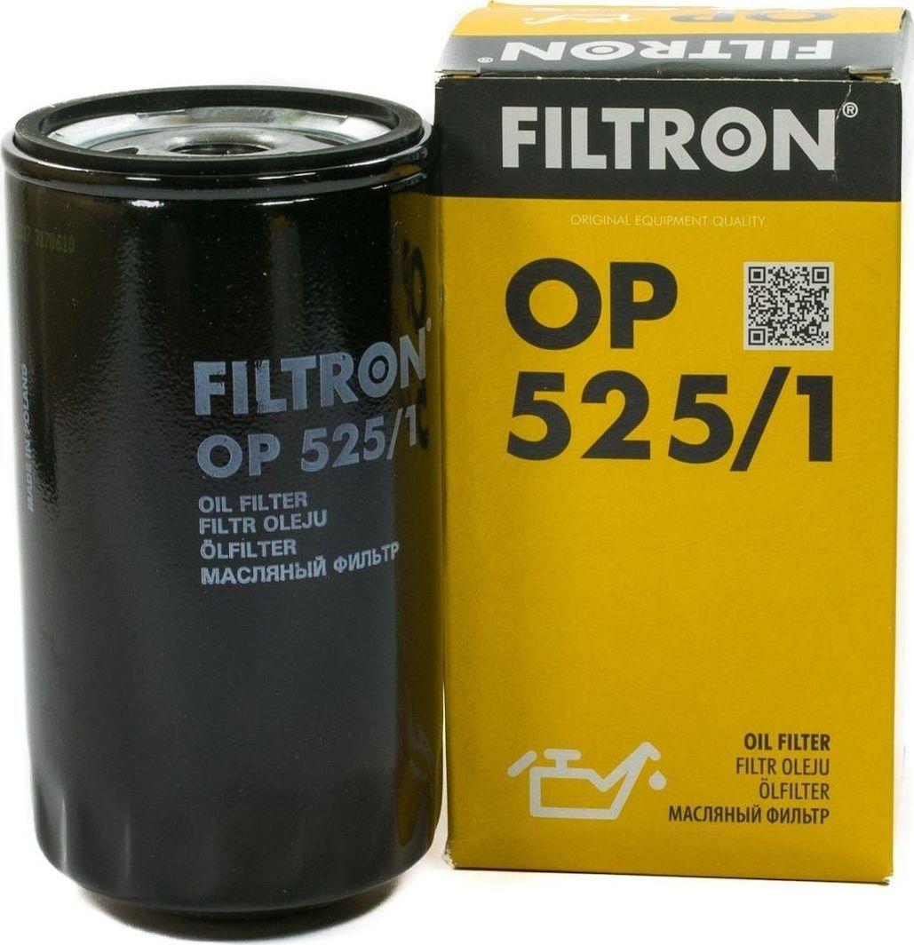 Filtron 525/1 OP FILTR OLEJU AUDI 80 91-96 1
