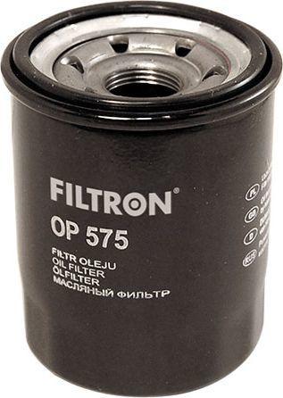 Filtron Filtr Oleju Ford/Mazda/Mitsubishi/Nissan (OP575) 1