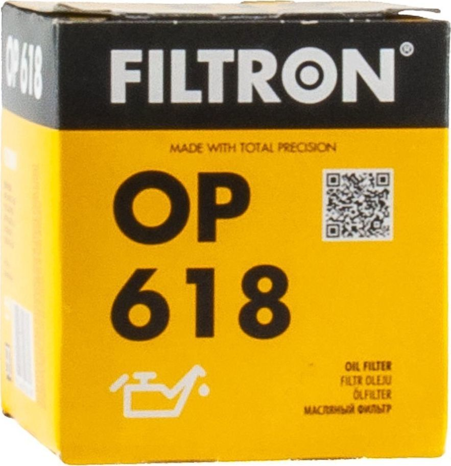Filtron 618 OP FILTR OLEJU CHRYSLER,PLYMOUTH 1