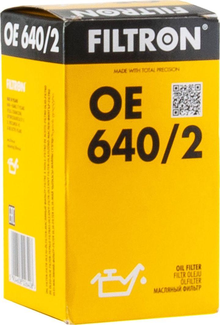 Filtron 640/2 OE FILTR OLEJU MERCEDES 1
