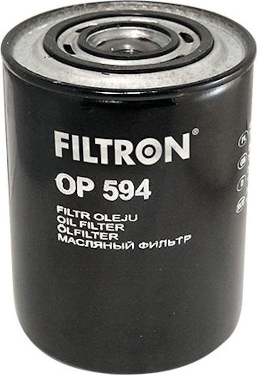 Filtron 594 OP FILTR OLEJU CITROEN,FIAT,OPEL 1