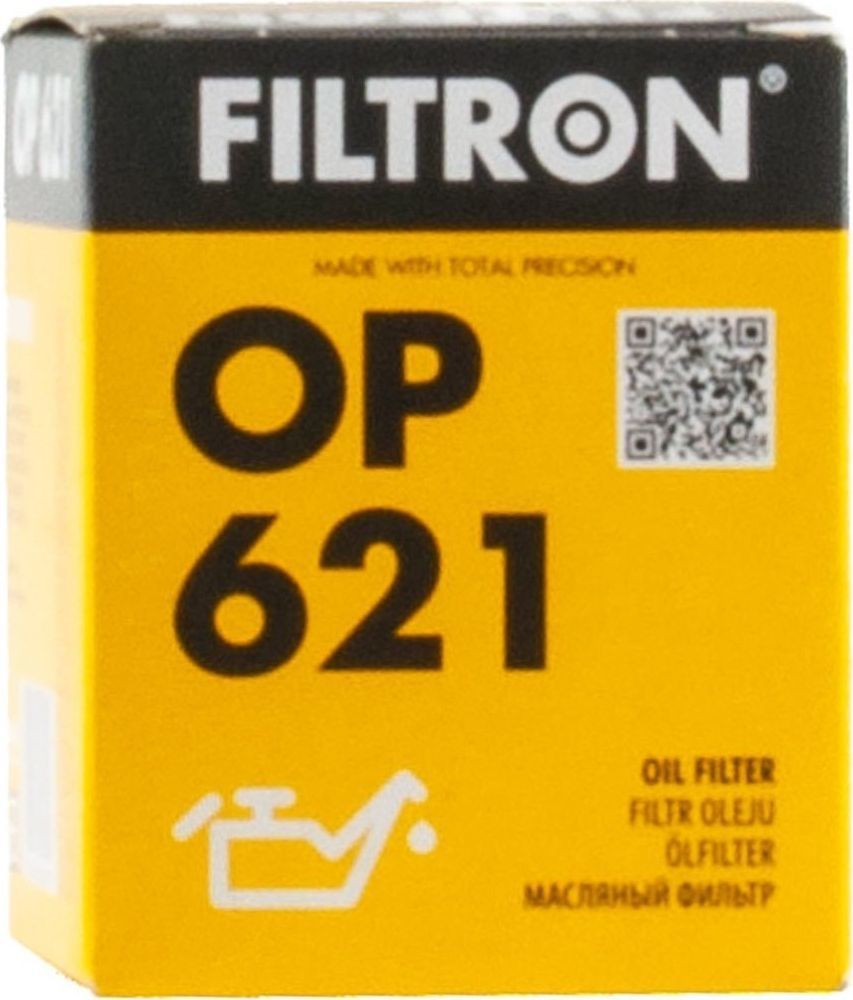 Filtron 621 OP FILTR OLEJU DAIHATSU,TOYOTA 1