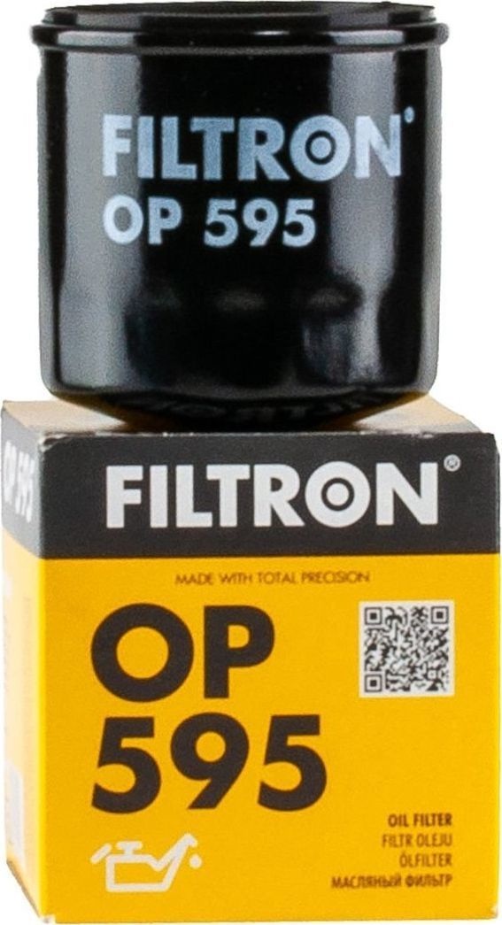 Filtron 595 OP FILTR OLEJU KIA,MAZDA,NISSAN 1