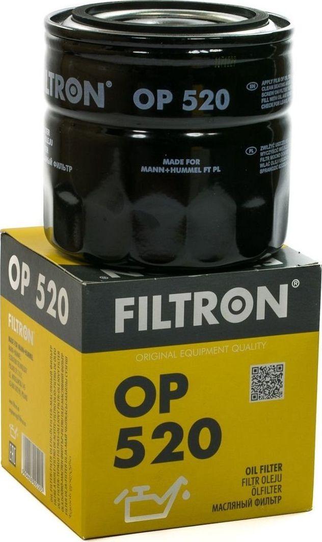 Filtron 520 OP FILTR OLEJU PN 1