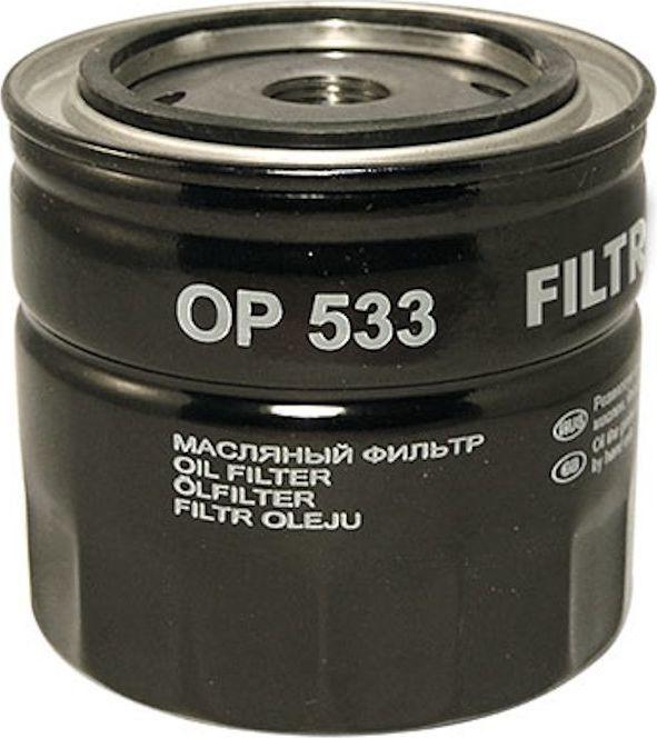 Filtron 533 OP FILTR OLEJU FORD 1