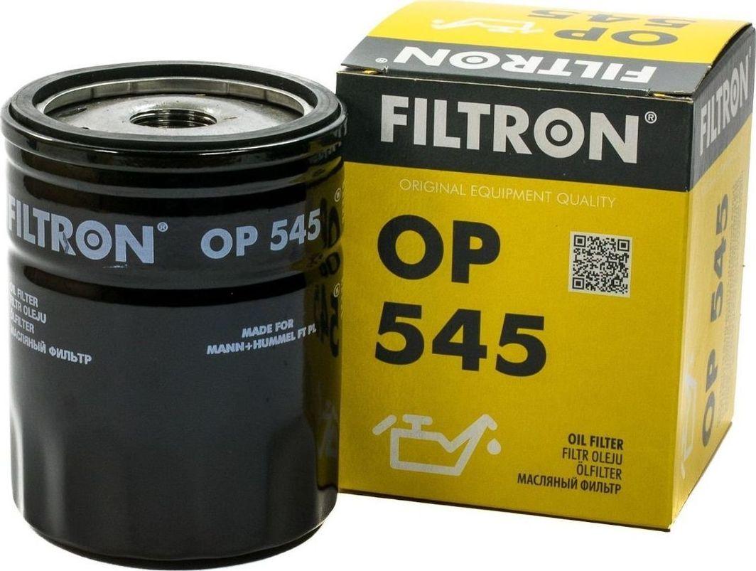 Filtron 545 OP FILTR OLEJU CITROEN,FIAT,LANCIA 1