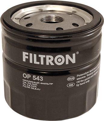 Filtron Filtr Oleju Ford/LDV (OP543) 1
