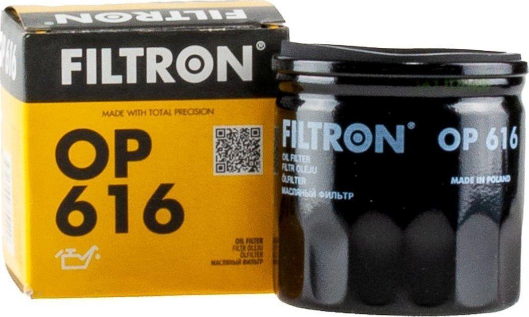 Filtron 616 OP FILTR OLEJU SEAT,SKODA,VW 1