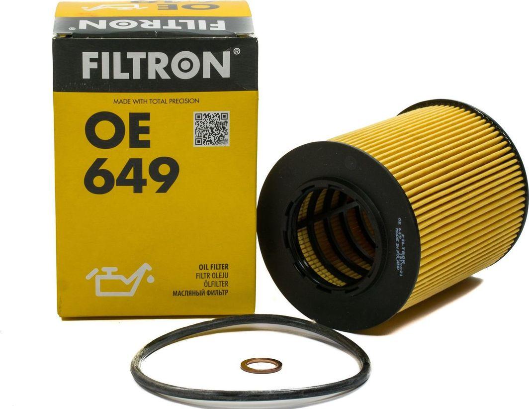 Filtron 649 OE FILTR OLEJU BMW 1
