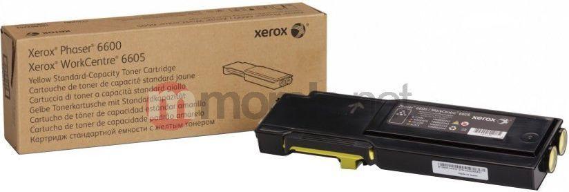 Xerox Standard Capacity Yellow 106R02251 1