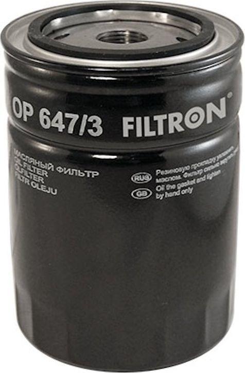 Filtron 647/3 OP FILTR OLEJU ZETOR 1