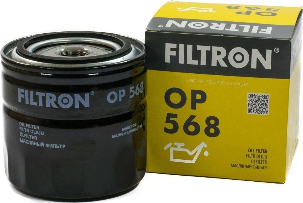 Filtron 568 OP FILTR OLEJU VOLVO 1