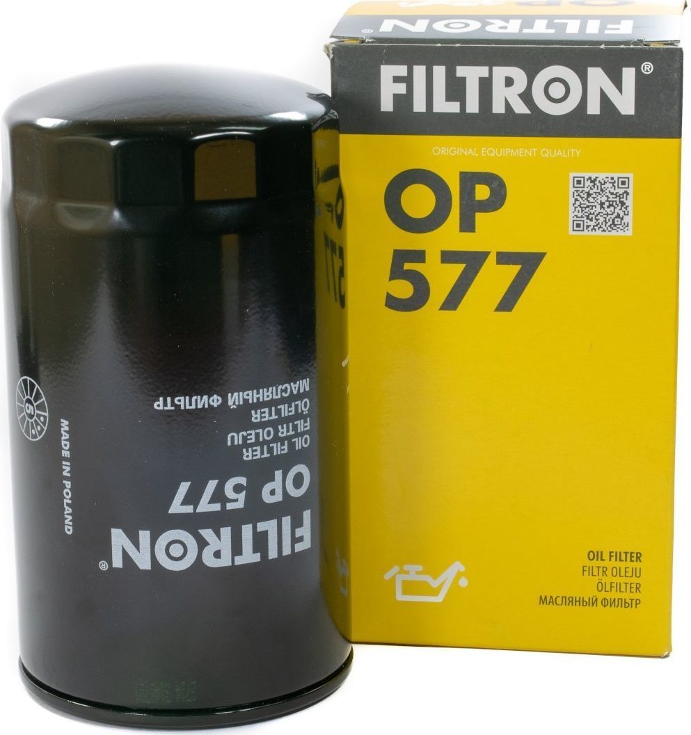 Filtron 577 OP FILTR OLEJU VOLVO,NISSAN,AUTOSAN 1