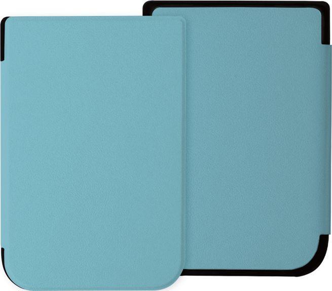 Alogy Etui Alogy Slim Case PocketBook Touch HD PB 631 Niebieskie uniwersalny 1