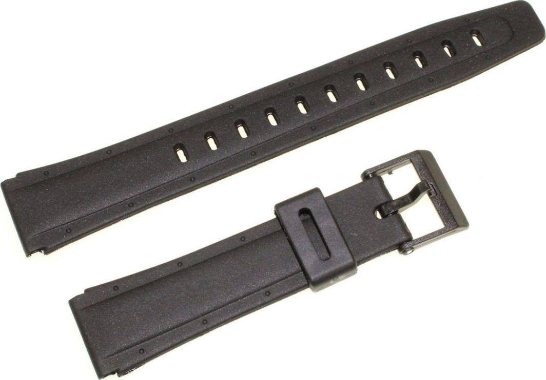 Diloy Pasek zamiennik 307H2P do zegarka Casio BGP-200C 18 mm uniwersalny 1