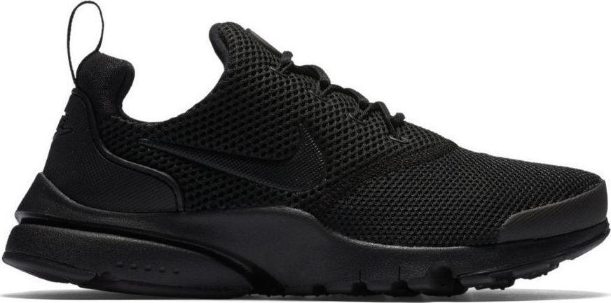 Nike Buty damskie Presto Fly GS czarne r. 37.5 (913966 001) ID produktu: 5368012