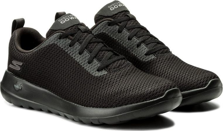 Skechers Buty męskie Go Walk Max czarne r. 44 (54601 BBK) ID produktu: 5368052