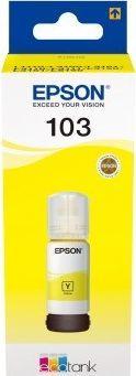 Epson Tusz ET103 (Yellow) 1
