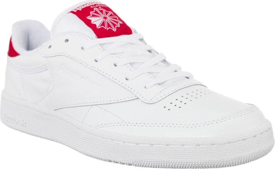 Reebok Buty męskie Club C 85 EL 686 białe r. 45.5 (BD5686) ID produktu: 5371825