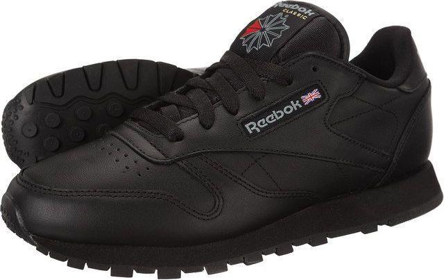 Reebok Buty damskie Classic Leather 912 czarne r. 38 ID produktu: 5372323