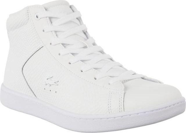 79fe6e6710656 Lacoste Białe Skórzane Buty Damskie Trampki Lacoste rozmiar 39 w  Sklep-presto.pl