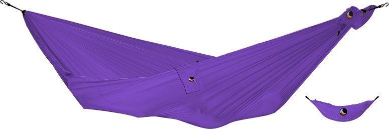 Ticket To The Moon Hamak jednoosobowy Compact Hammock Purple 320x155cm (TMC30) 1