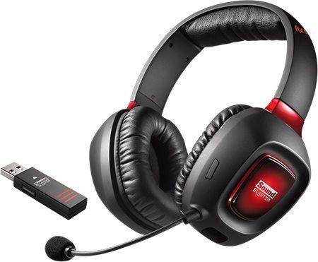 Słuchawki Creative Tactic3D Rage Wireless (70GH022000000) 1
