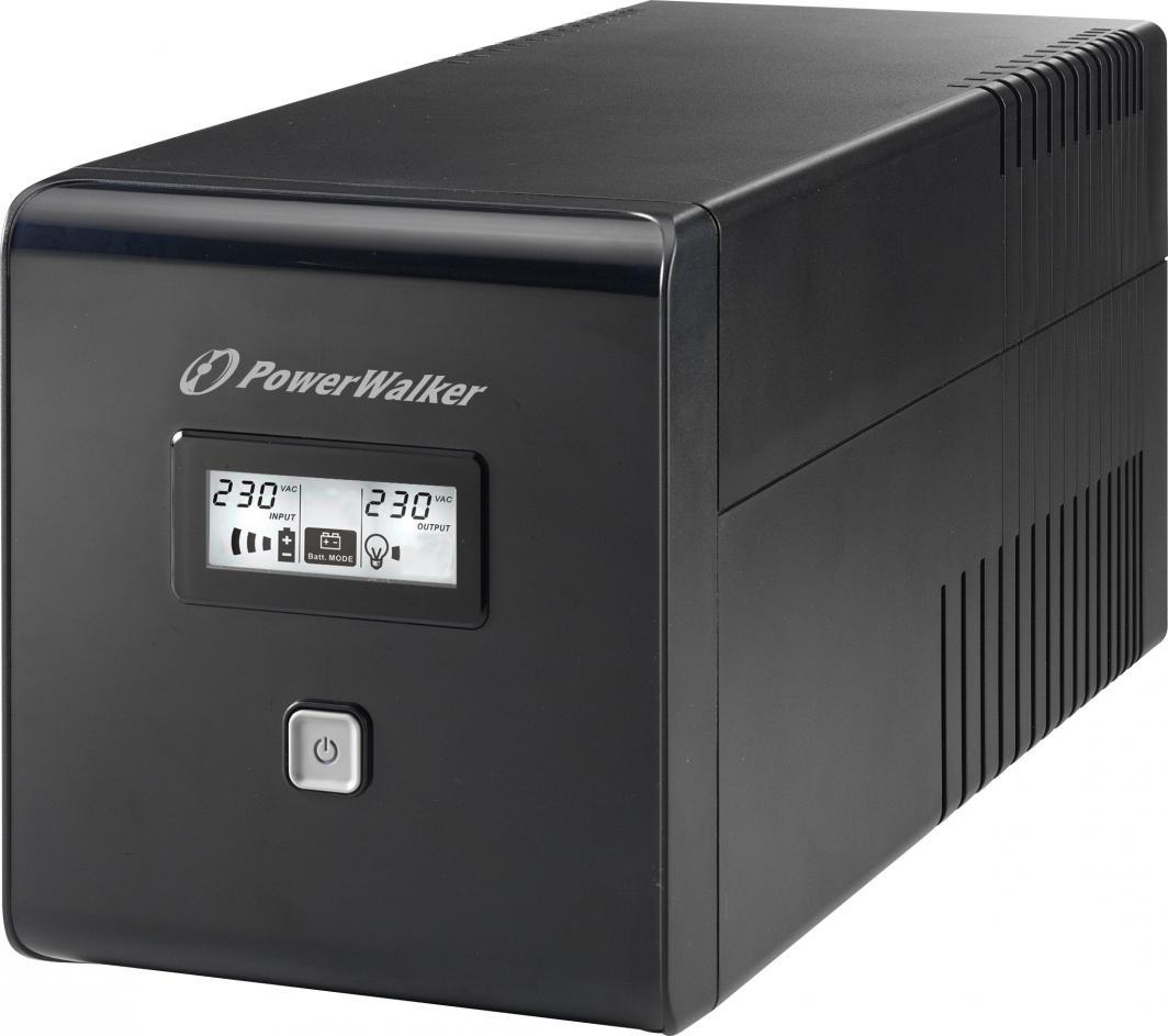 UPS PowerWalker VI 1000 LCD FR (10120045) 1