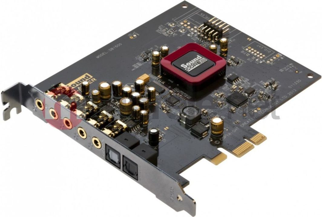 Karta dźwiękowa Creative Sound Blaster Z bulk (30SB150200000) 1
