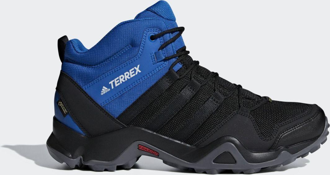 Adidas Buty męskie Terrex AX2R Mid GTX czarne r. 42 23 (AC8035) ID produktu: 5420933