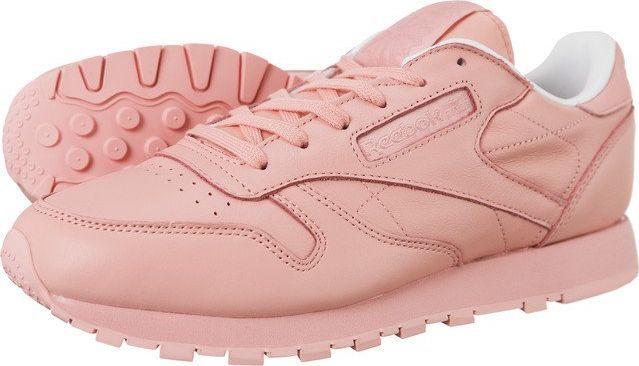 Reebok Buty damskie Classic Leather różowe r. 40