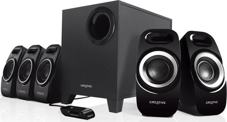 Głośniki komputerowe Creative Inspire T6300 (51MF4115AA000) 1