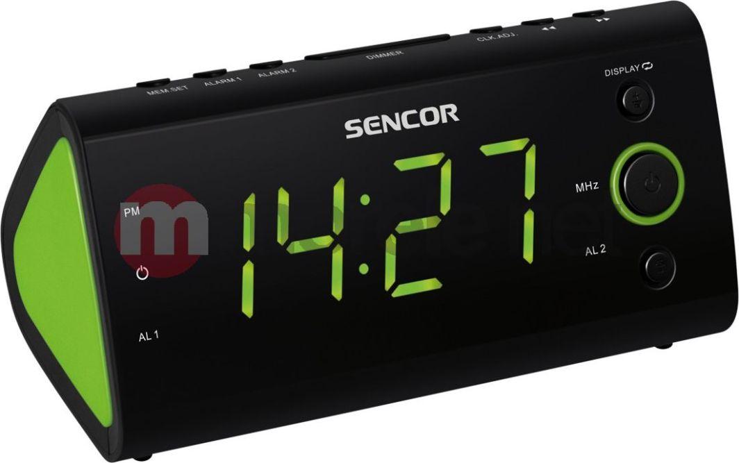 Radiobudzik Sencor SRC 170GN 1