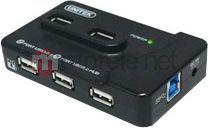 HUB USB Unitek Charging Hub Y-3172 1