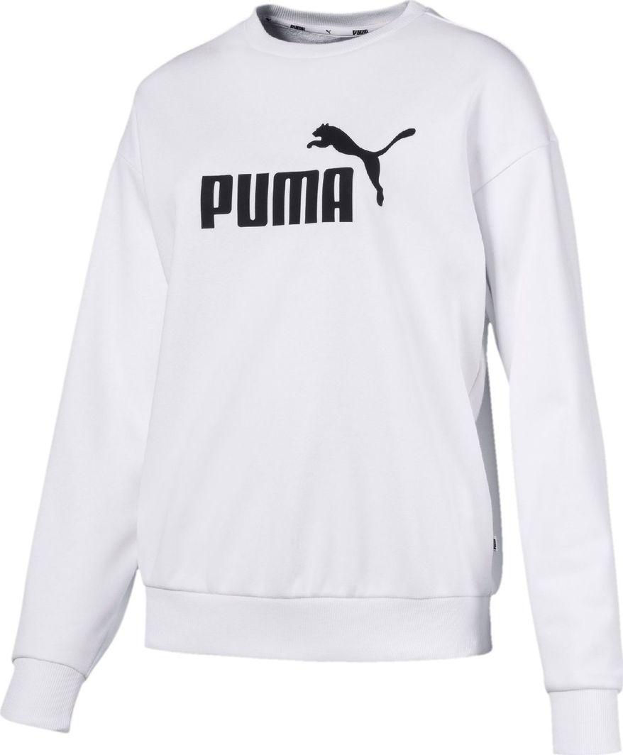70fb1ea94 Puma Bluza damska ESS Logo Crew biała r. L w Sklep-presto.pl