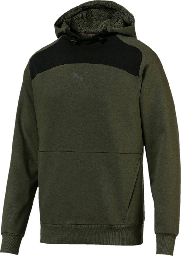 Puma Bluza męska Modern Sports khaki r. S ID produktu: 5510615