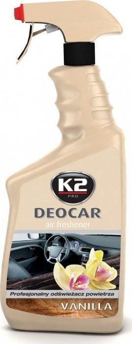 K2 Sport K2-ZAPACH DEOCAR 700 ATOM WANILIA 1