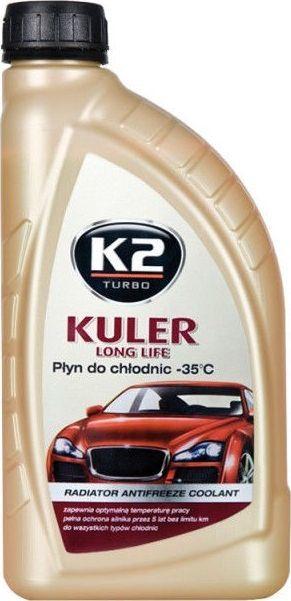 K2 Sport PLYN DO CHLODNIC KULER 1L -35C ZIELONY 1