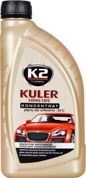 K2 Sport PLYN DO CHLODNIC -KONCENTRAT G12/G12+/1L 1