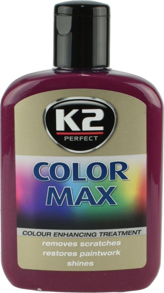 K2 Sport K2-COLOR MAX WOSK KOLOR.BORDOWY 200 1
