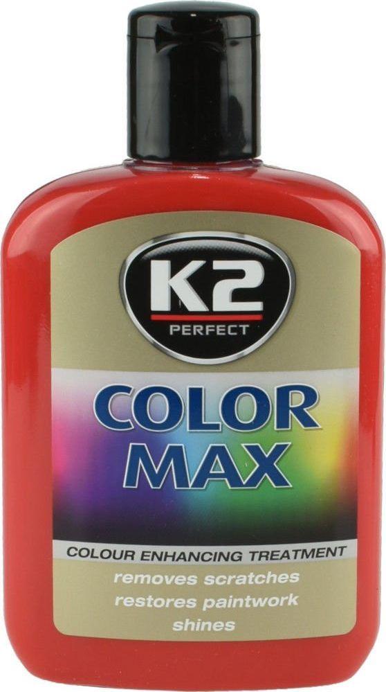 K2 Sport K2-COLOR MAX WOSK KOLOR.CZERWONY 200 1