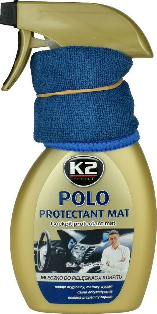 K2 Sport K2-POLO PROTECTANT MAT 250ML 1
