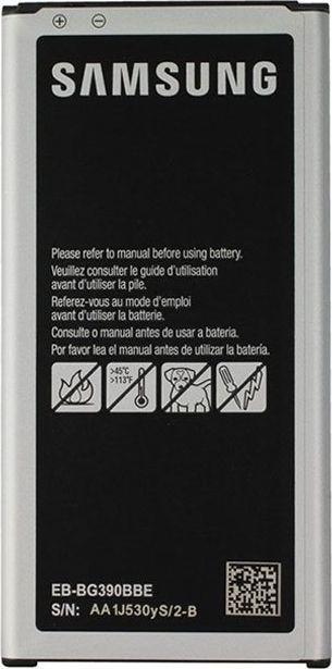 Bateria Samsung Originalus akumuliatoriusSamsung EB-BG390BBE 2800 mAh (OEM), skirtasG390 Xcover 4 telefonui 1