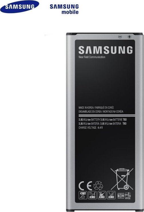 Bateria Samsung N910 Galaxy Note 4 Li-Ion 3220mAh (EB-BN910BBE) 1