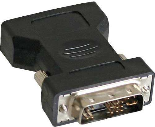 Adapter AV InLine Adapter DVI-A na VGA D-SUB (17780) 1