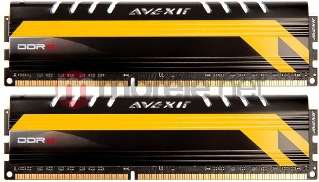 Pamięć Avexir Core Series MPower Edition, DDR3, 8 GB, 2666MHz, CL11 (AVD3U26661104G-2CM) 1