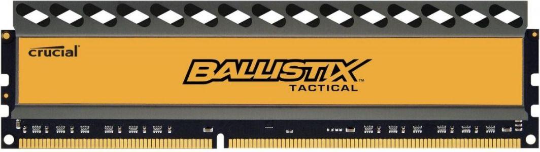 Pamięć Ballistix Ballistix Tactical, DDR3, 8 GB, 1600MHz, CL8 (BLT8G3D1608DT1TX0CEU) 1