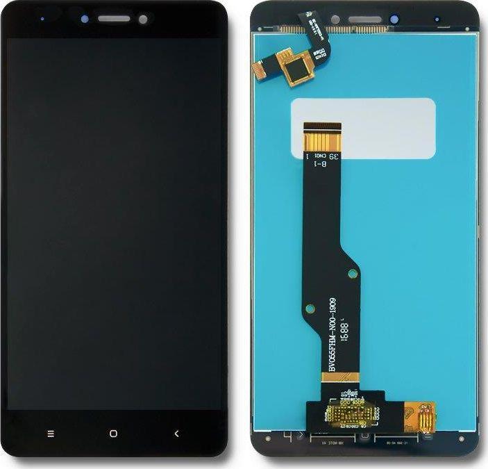 Qoltec Wyświetlacz dotykowy LCD do Xiaomi RedMi Note 4X 1
