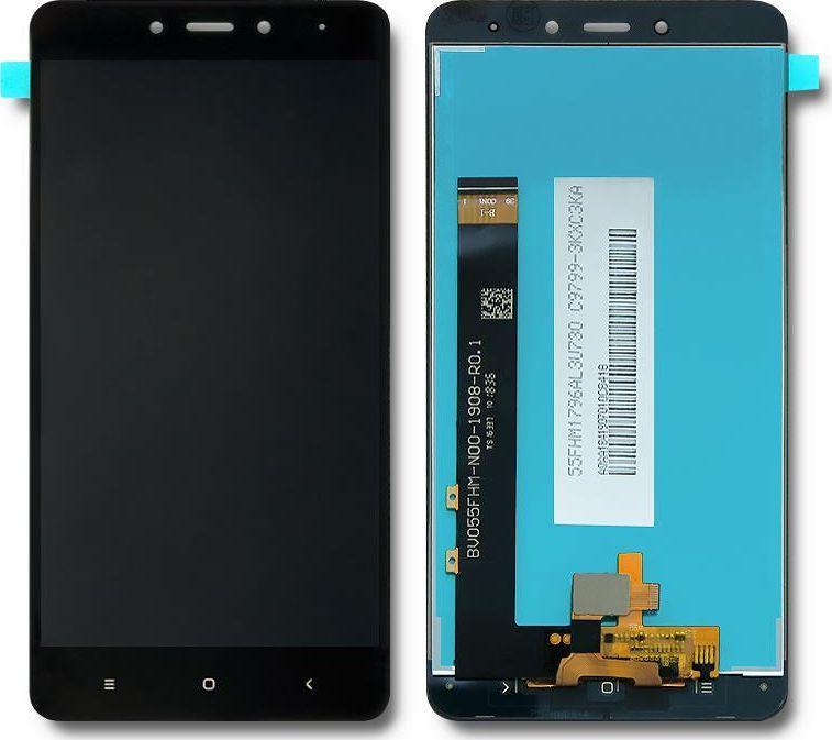 Qoltec Wyświetlacz dotykowy LCD do Xiaomi RedMi Note 4 1