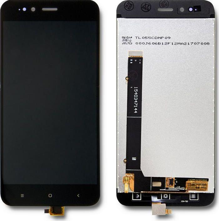 Qoltec Wyświetlacz dotykowy LCD do Xiaomi Mi A1/5A 1
